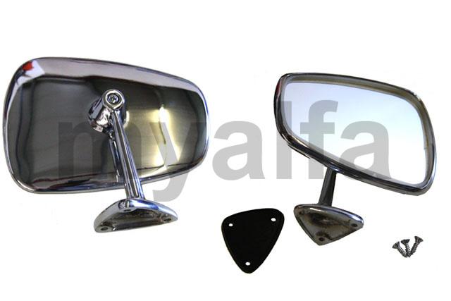 exterior mirror 750/101/102 series for 750/101, Body parts, Chrome Parts, Mirror