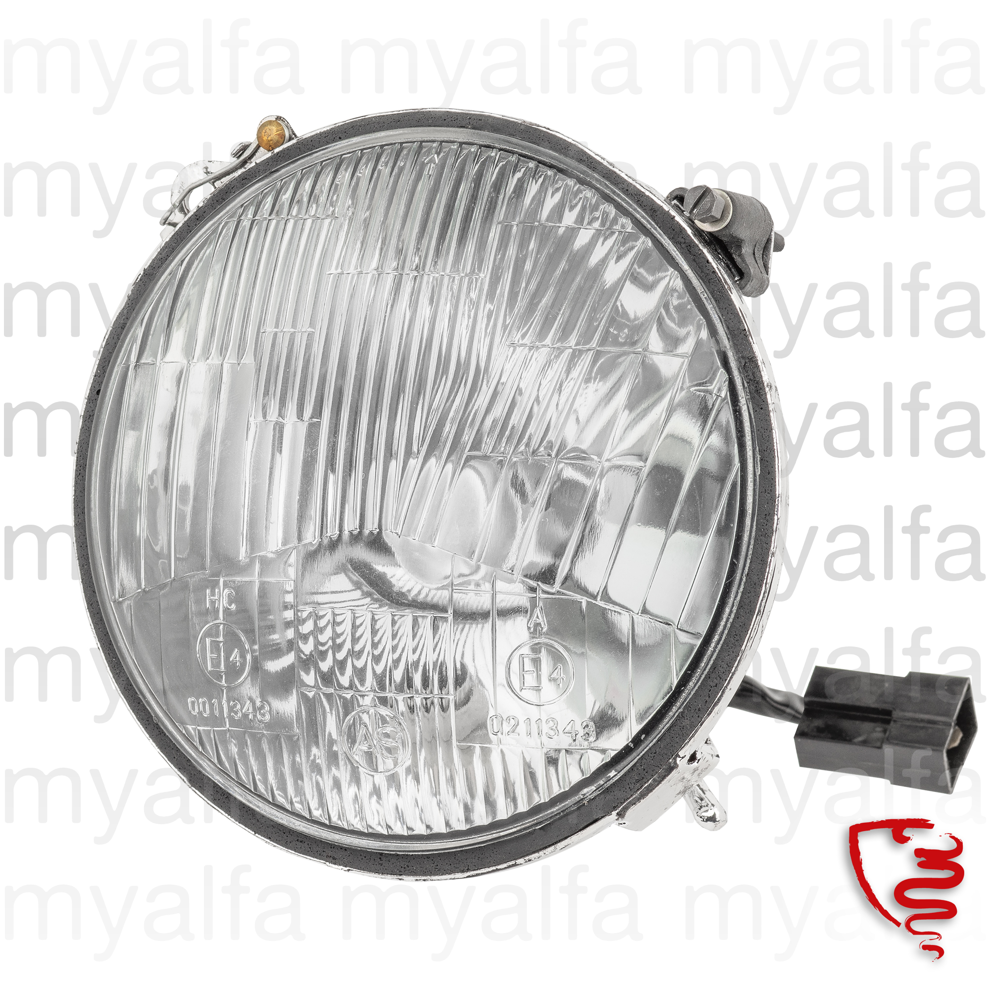 exterior lighthouse right GTV6 for 116/119, Body parts, Lighting, Head lamps