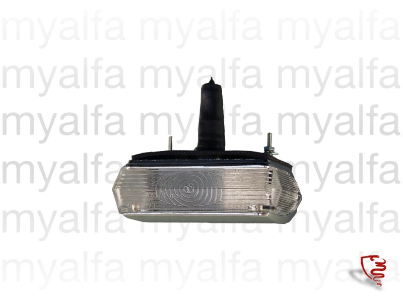 Light reverse Spider 1966-69 for 105/115, Spider, Body parts, Lighting, Tail lights