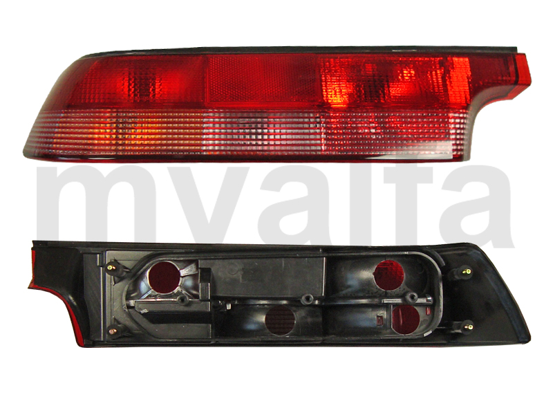 Tail light Spider 1990- 93 Esqº for 105/115, Spider, Body parts, Lighting, Tail lights