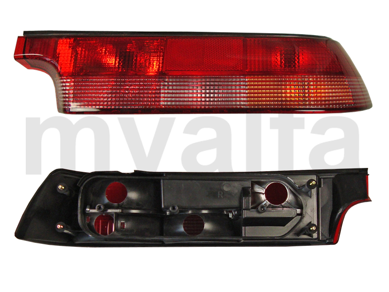 Tail light Spider 1990- 93 dt for 105/115, Spider, Body parts, Lighting, Tail lights