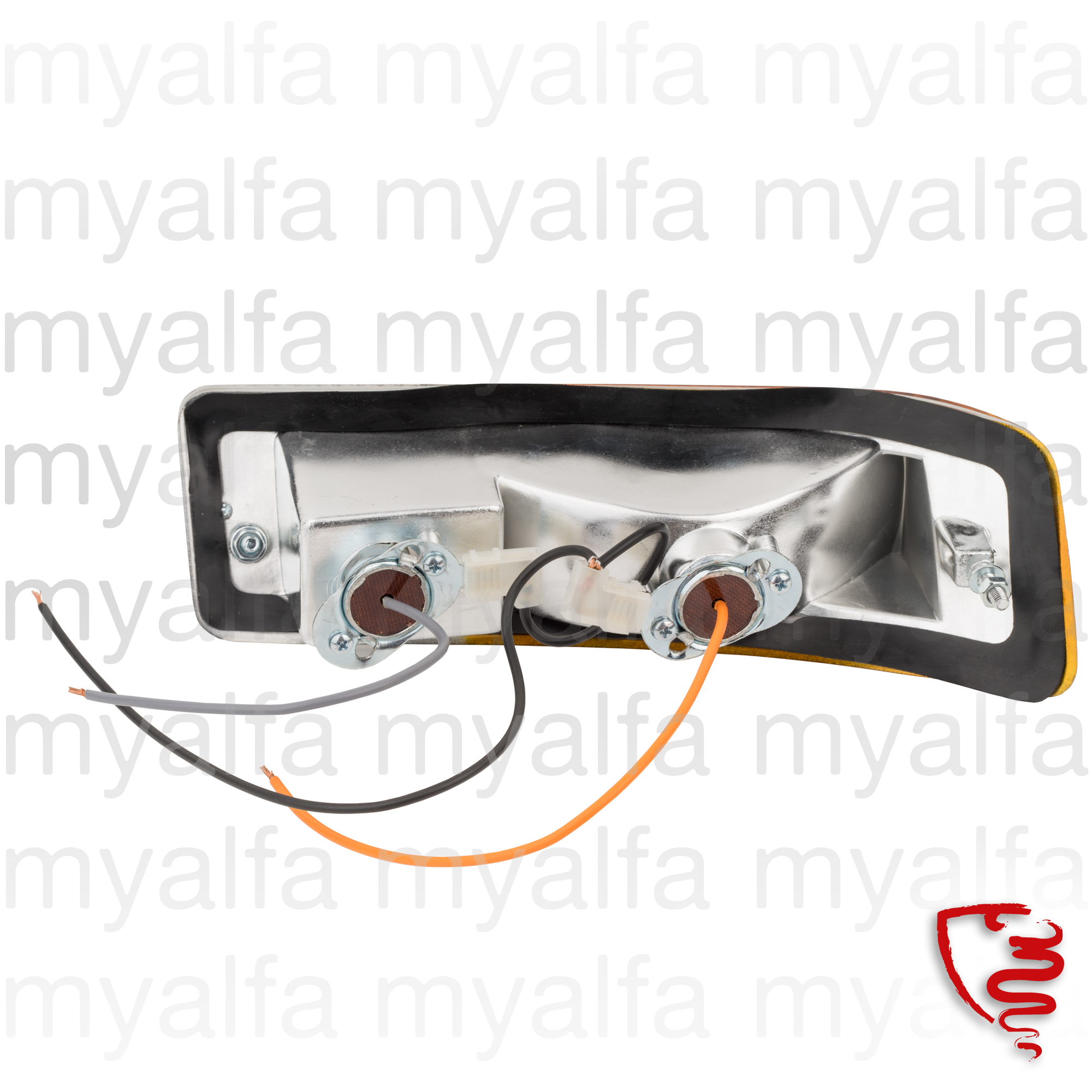 Beacon flashes and minimum front GT Bertone 2nd dt series for 105/115, Coupe, Body parts, Lighting, Indicators