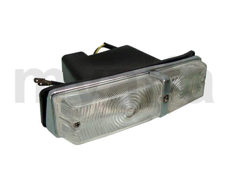 Beacon flashes and minimum frt drtº White / White Giulia for 105/115, Giulia, Body parts, Lighting, Indicators
