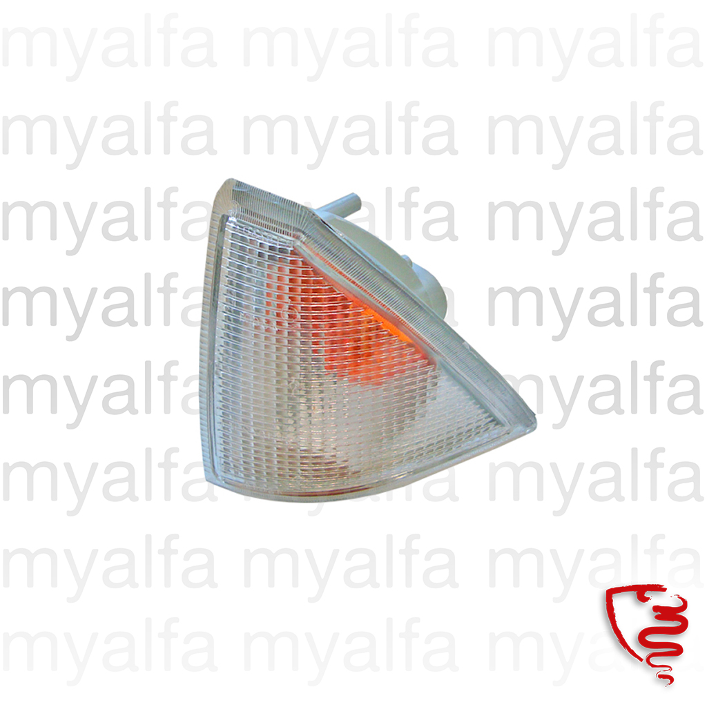 Flashes the front side 75 white Esqº for 162, 75, Body parts, Lighting, Indicators