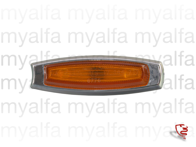 Flashes chrome side rim for 105/115, Coupe, Body parts, Lighting, Indicators