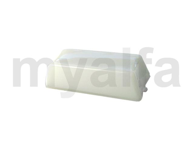 Glass roof lamp Bertone and Giulia for 105/115, Giulia, Coupe, Berlina, Headliner/sun visor/hat rest