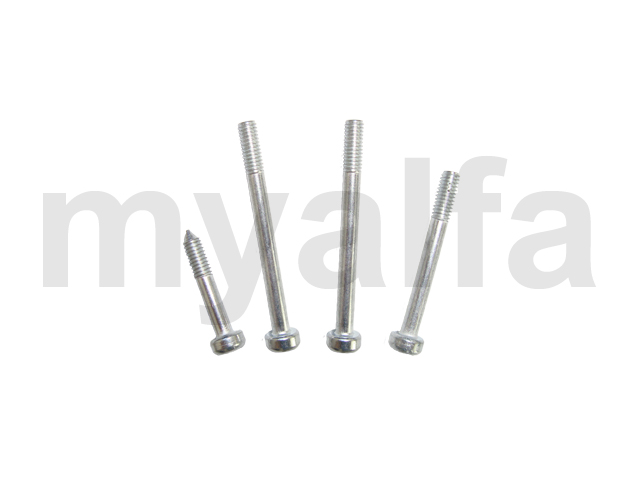 Set screws for the lamp glass - Spider 1966/69 for 105/115, Spider, Body parts, Lighting, Indicators