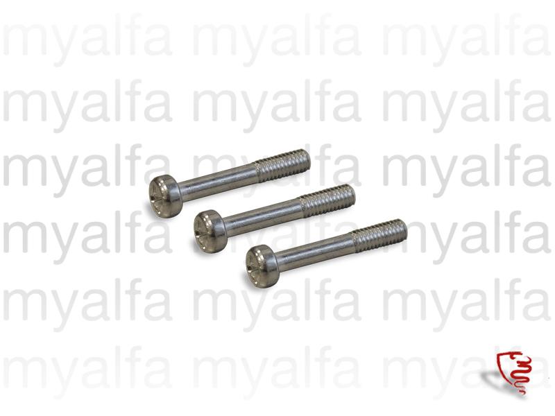 Jg. screws lens beacon Spider70 / 82 for 105/115, Spider, Body parts, Lighting, Indicators