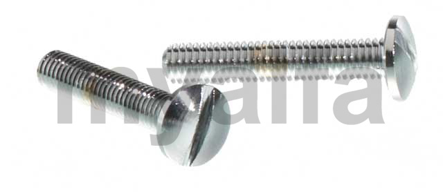 chrome screw to gain Lighthouse coverage Spider for 105/115, Spider, Body parts, Lighting, Head lamps