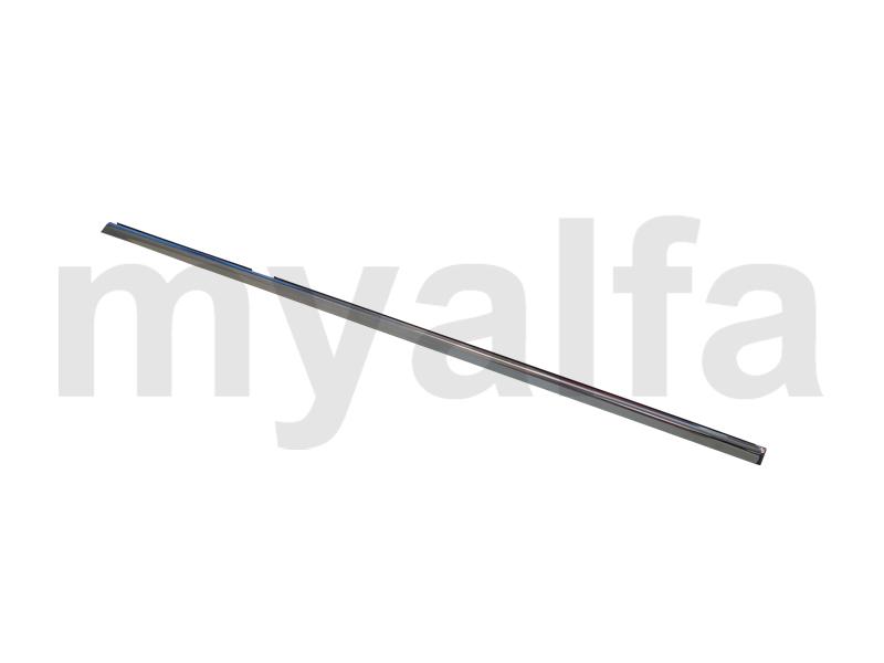 upper rail of the left door. for 105/115, Spider, Body parts, Chrome Parts, Door