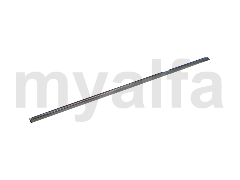 Trough dt upper door. for 105/115, Spider, Body parts, Chrome Parts, Door