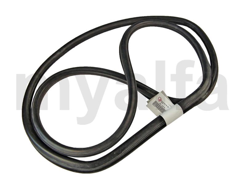 Glass rubber back Giulietta SS for 750/101, Giulietta SS, Body parts, Rubber parts, Windscreen Front/Back