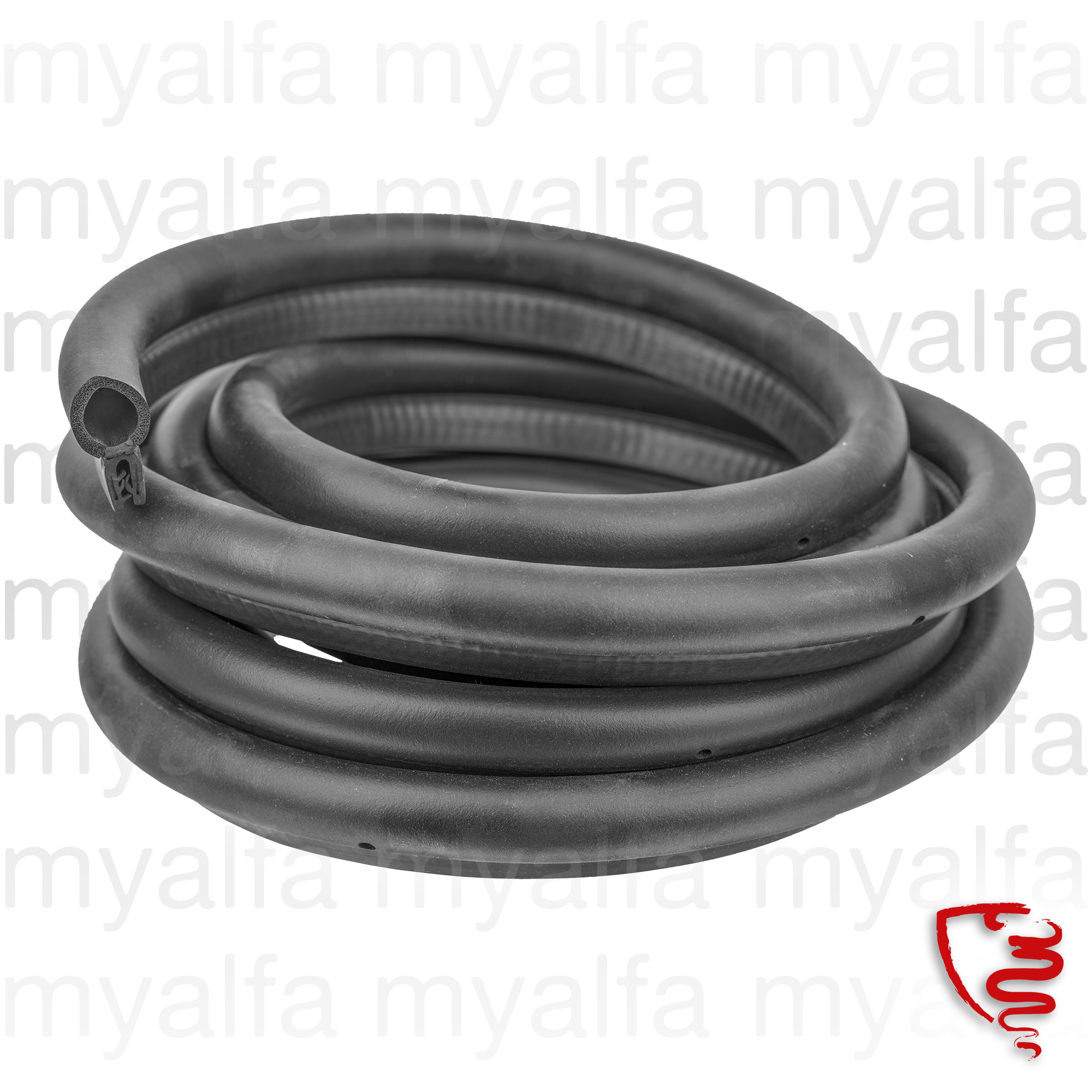 Sealing rubber boot GTV6 for 116/119, Body parts, Rubber parts, Body Seals/Grommets