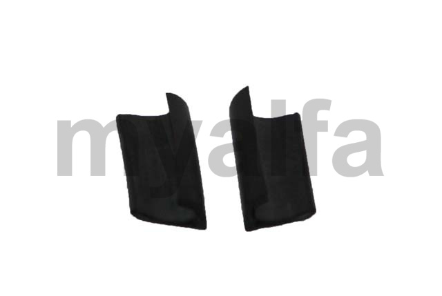 Set rubber seal of the upper port Spider (750/101) for 750/101, Spider, Body parts, Rubber parts, Door seals
