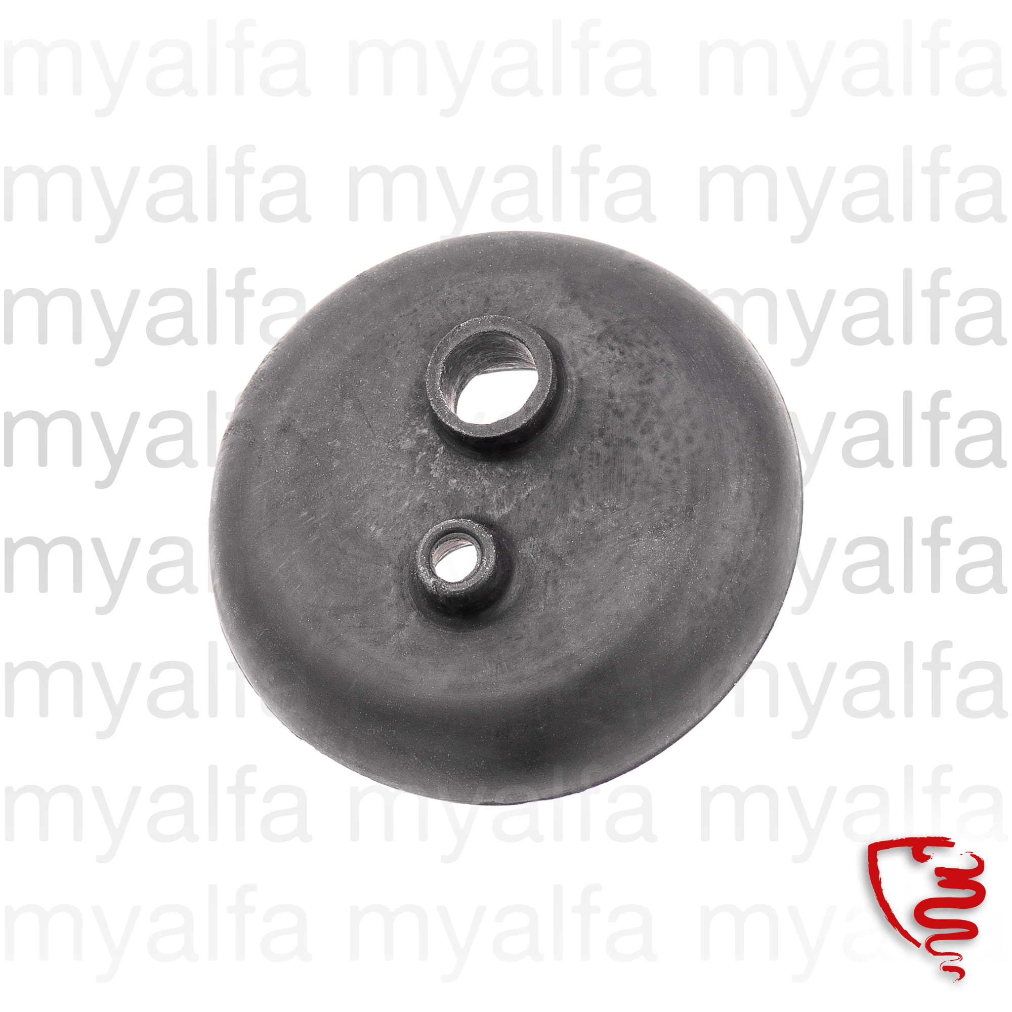 Dowel for motor cable wipers for 105/115, Body parts, Rubber parts, Body Seals/Grommets, Windshield wipers, Nozzles, bags, pipes