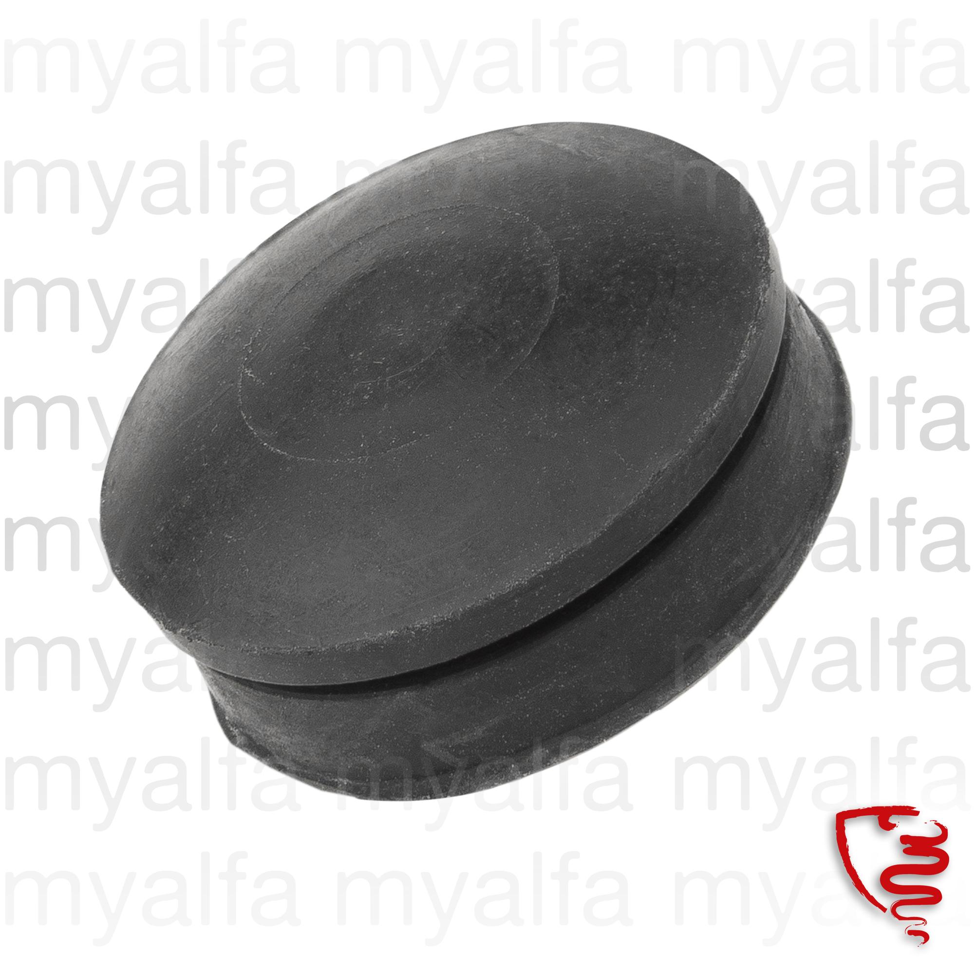 Door rubber Taco for 105/115, Coupe, Body parts, Rubber parts, Door grommets/felt/seals