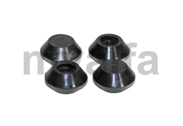 Game stops hood front Giulietta Spider 750/101 for 750/101, Body parts, Rubber parts, Body Seals/Grommets