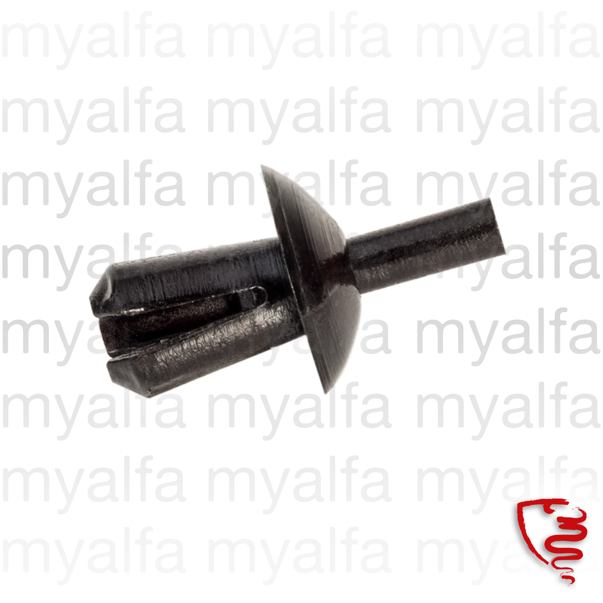 Revite plastic for Spider Door Seal for 105/115, Spider, Body parts, Chrome Parts, Door, Rubber parts, Door grommets/felt/seals