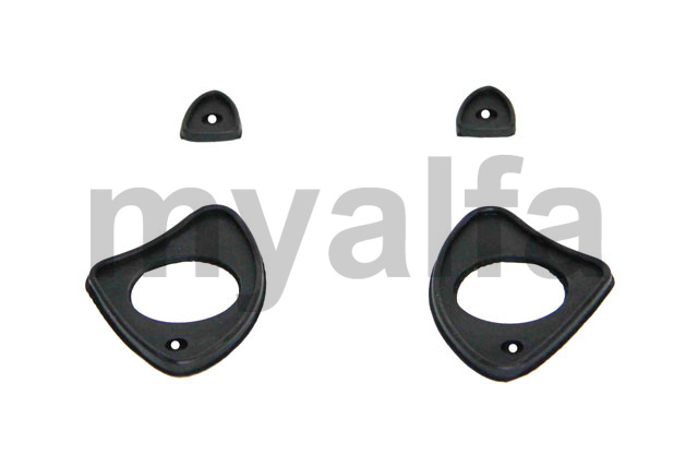 Jg rubber of the door handles (750/101) for 750/101, Body parts, Chrome Parts, Door, Rubber parts, Door grommets/felt/seals