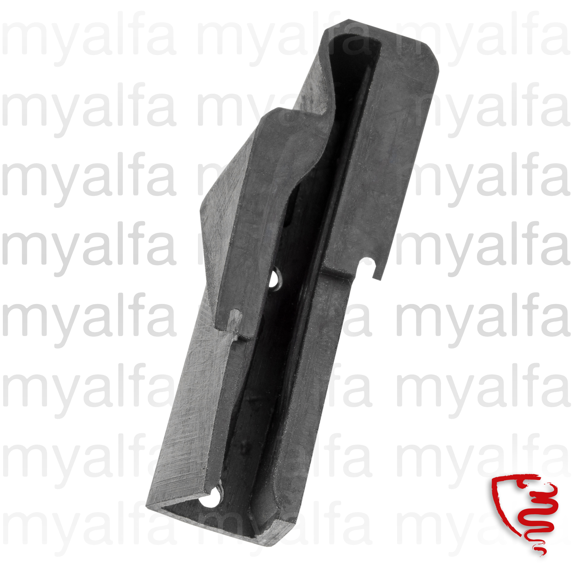 Triangle trough sealing door GT - disc. for 105/115, Coupe, Body parts, Rubber parts, Door grommets/felt/seals