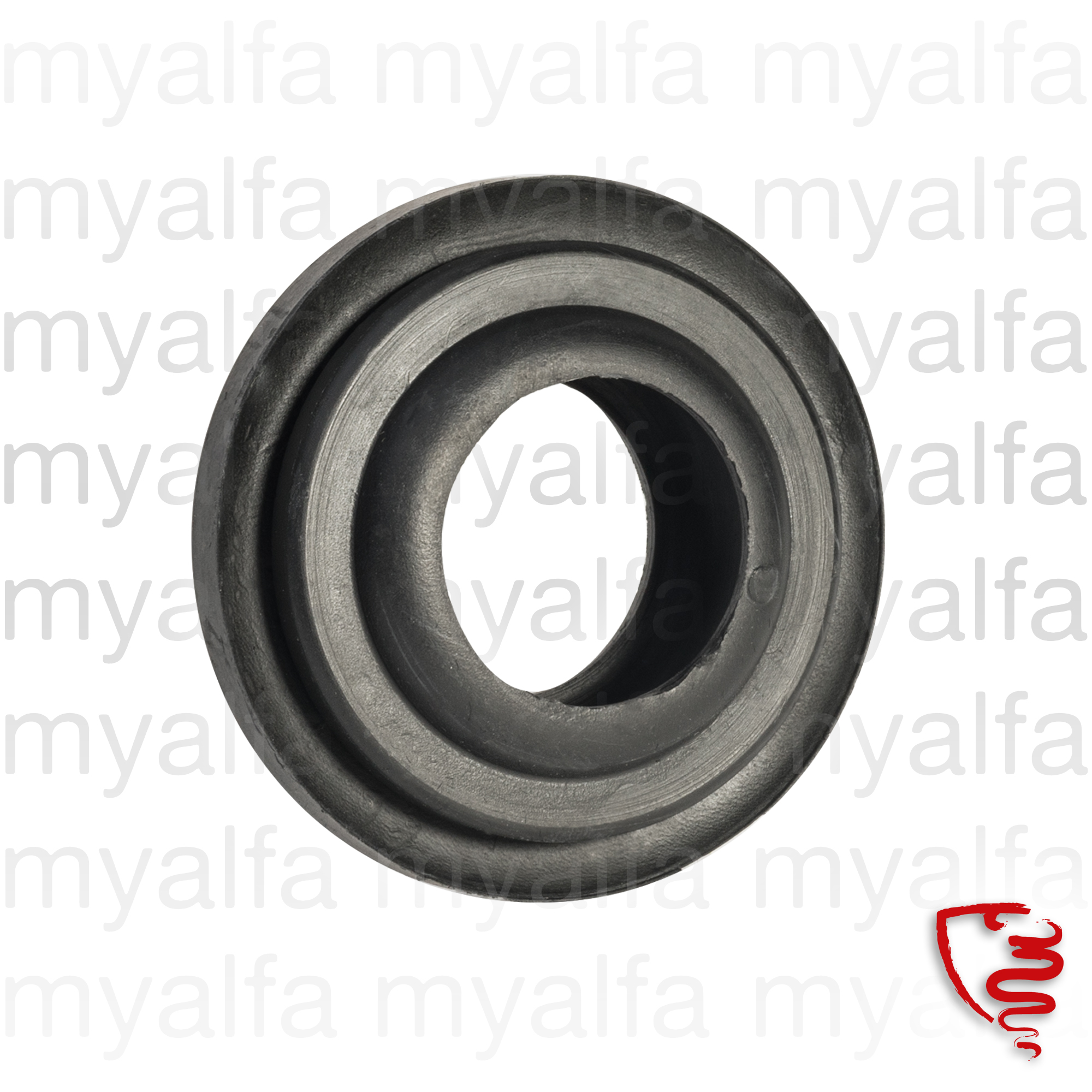 Dowel into the sewer pipe for 105/115, Body parts, Rubber parts, Body Seals/Grommets