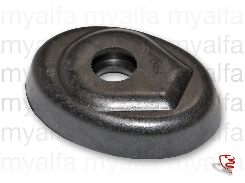 Dowel for electrical wiring oval for 105/115, Body parts, Rubber parts, Body Seals/Grommets