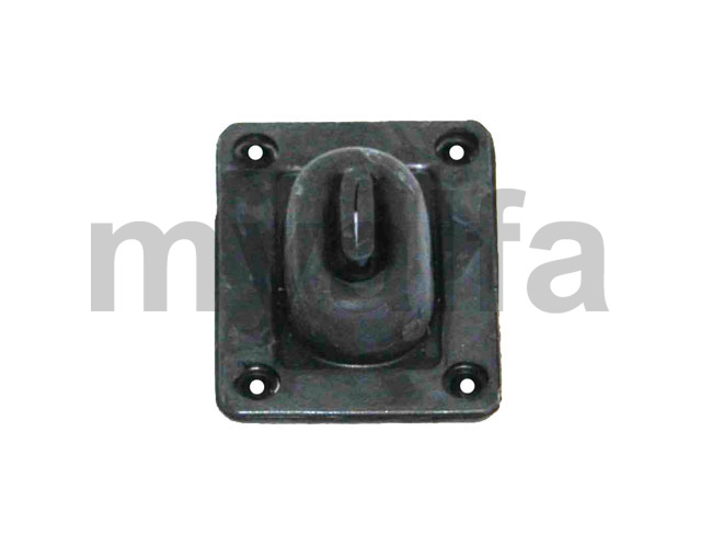 Rubber foot throttle (750/101/105) for 750/101, Body parts, Rubber parts, Body Seals/Grommets, Pedals