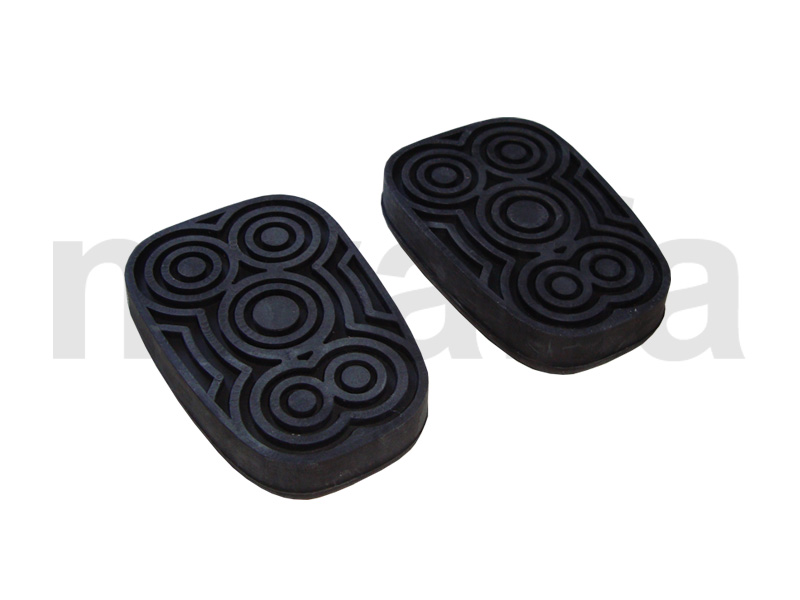 Rubber clutch pedal and brake GTV6 for 116/119, Pedals