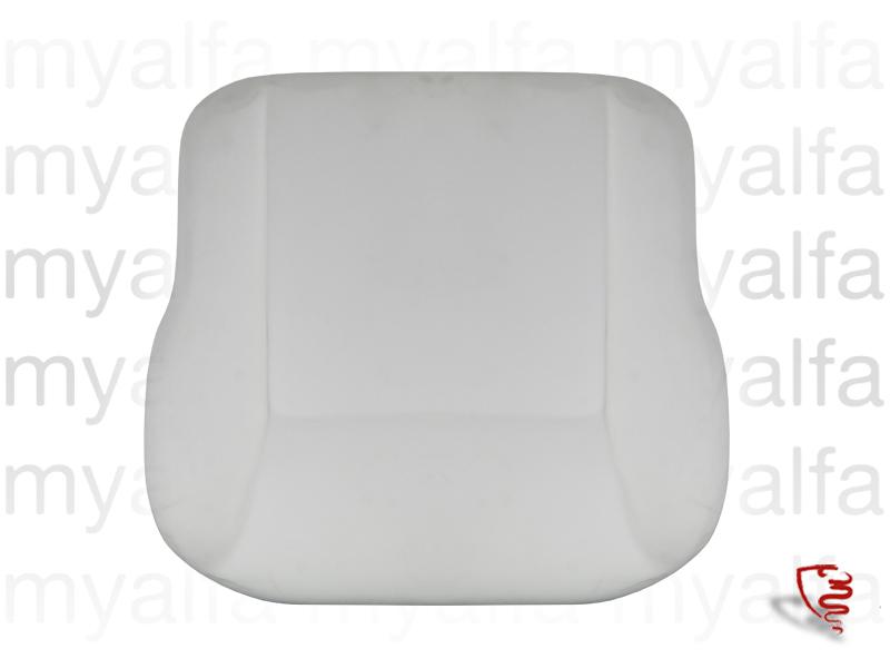 seat foam for seat Bertone for 105/115, Coupe, 2000, Interior, Seats, Seat foams