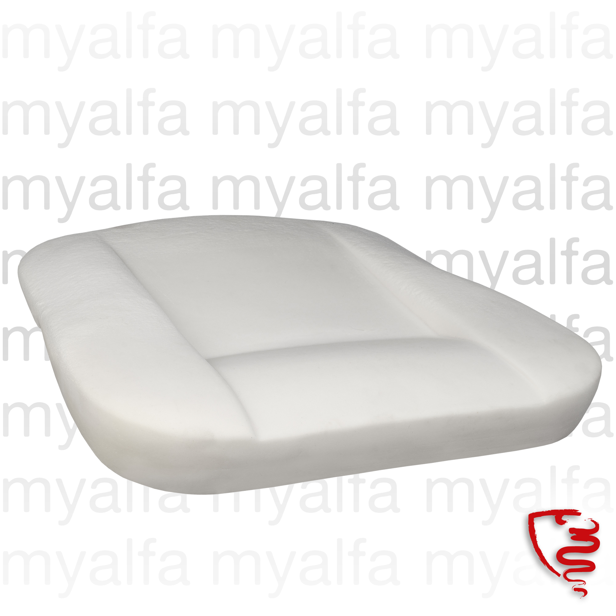 seat foam for GTV 1965-68 bank for 105/115, Coupe, Giulia Sprint GT, Interior, Seats, Seat foams