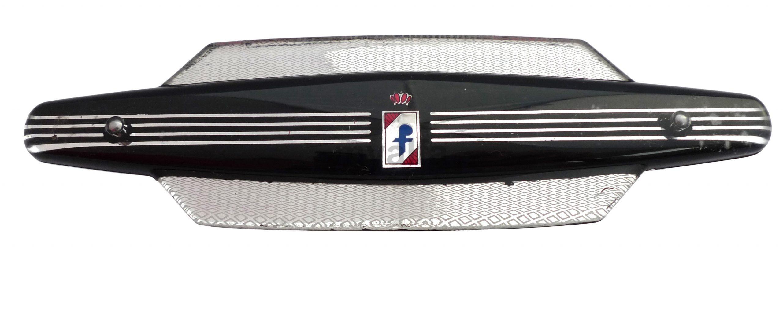 Dash board center / slap radio Giulietta Spider (750) for 750/101, Spider, Interior, Dashboard, Instruments