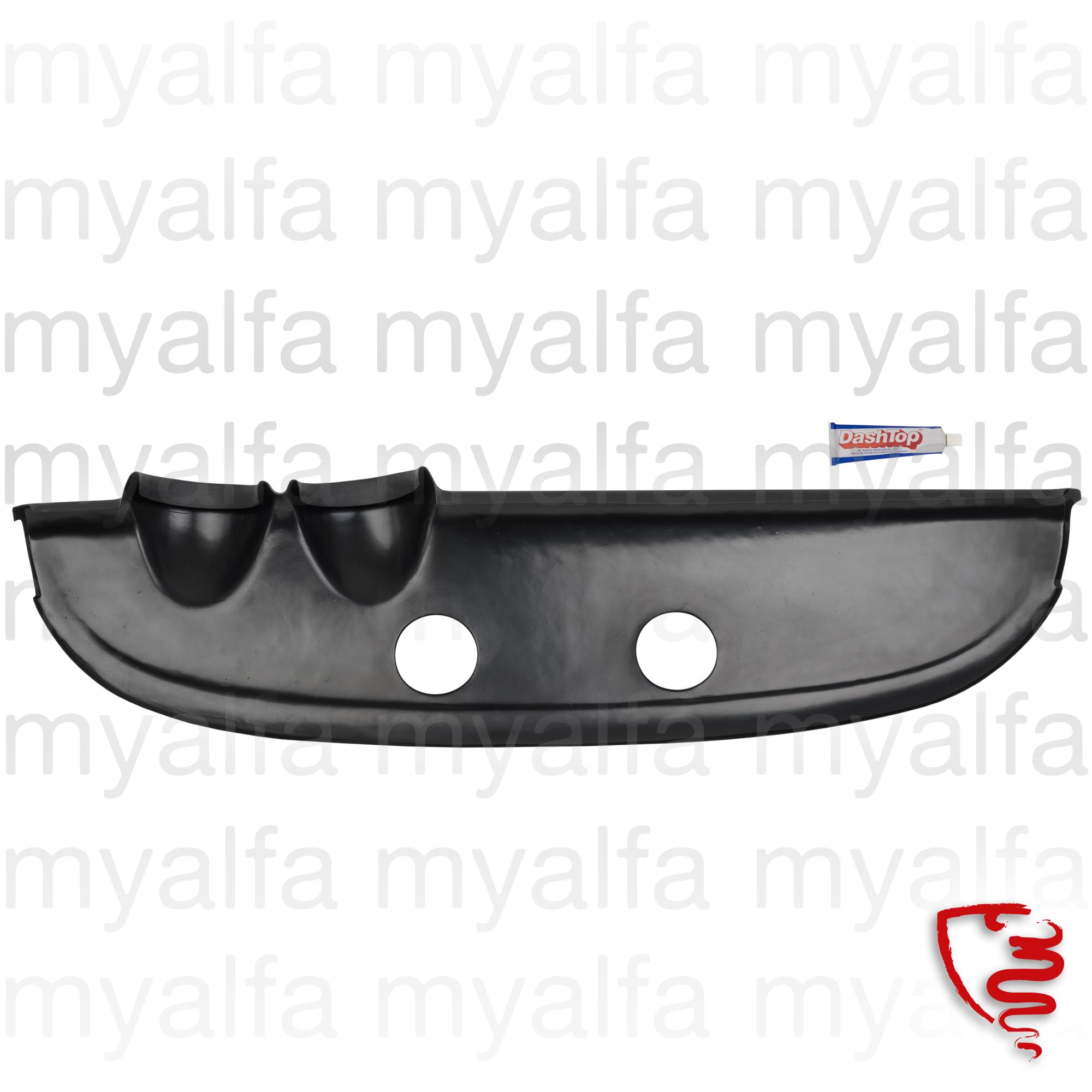 Kit repair dashboard 1300-1750 GT for 105/115, Coupe, 1750, Giulia Sprint GT, GTC, Junior, Interior, Dashboard, Dashbords