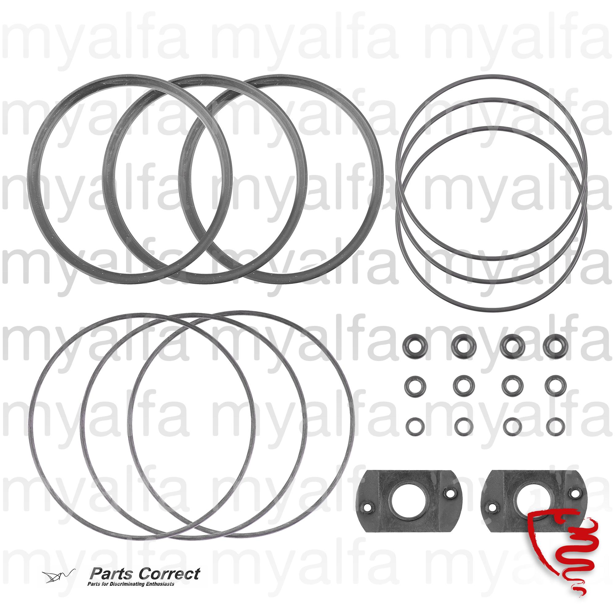 Conj. gauges seals 750/101 for 750/101, Interior, Dashboard, Instruments