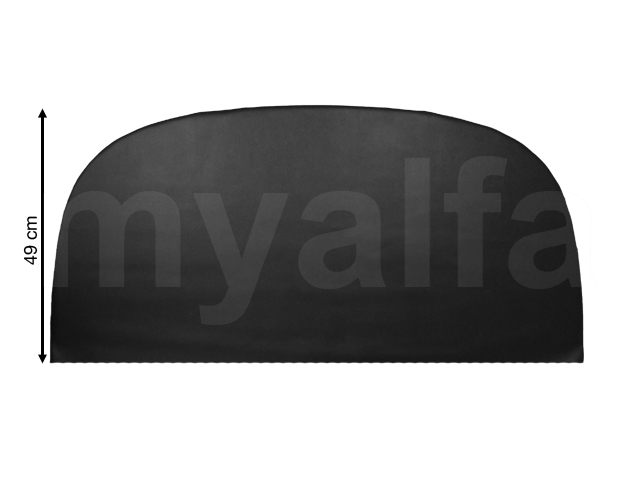 Milliner GT Bertone 1st series for 105/115, Coupe, 1750, Giulia Sprint GT, Junior, Interior, Headliner/sun visor/hat rest