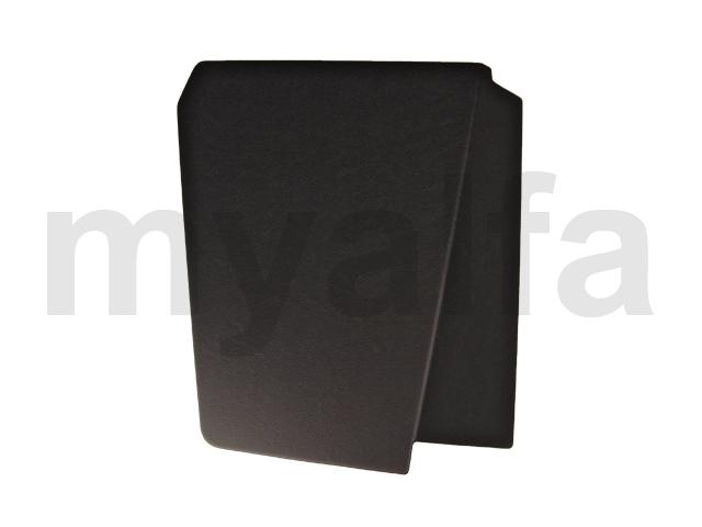Pastern inteior pillar Spider - Black dt for 105/115, Spider, Interior, Headliner/sun visor/hat rest