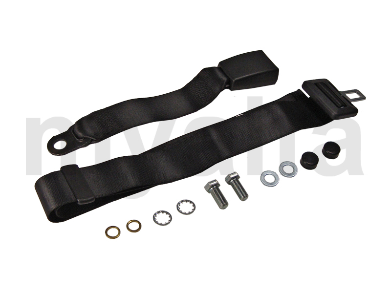 Set safety belts behind s / inertia for 105/115, Interior, Seats, Seat belts