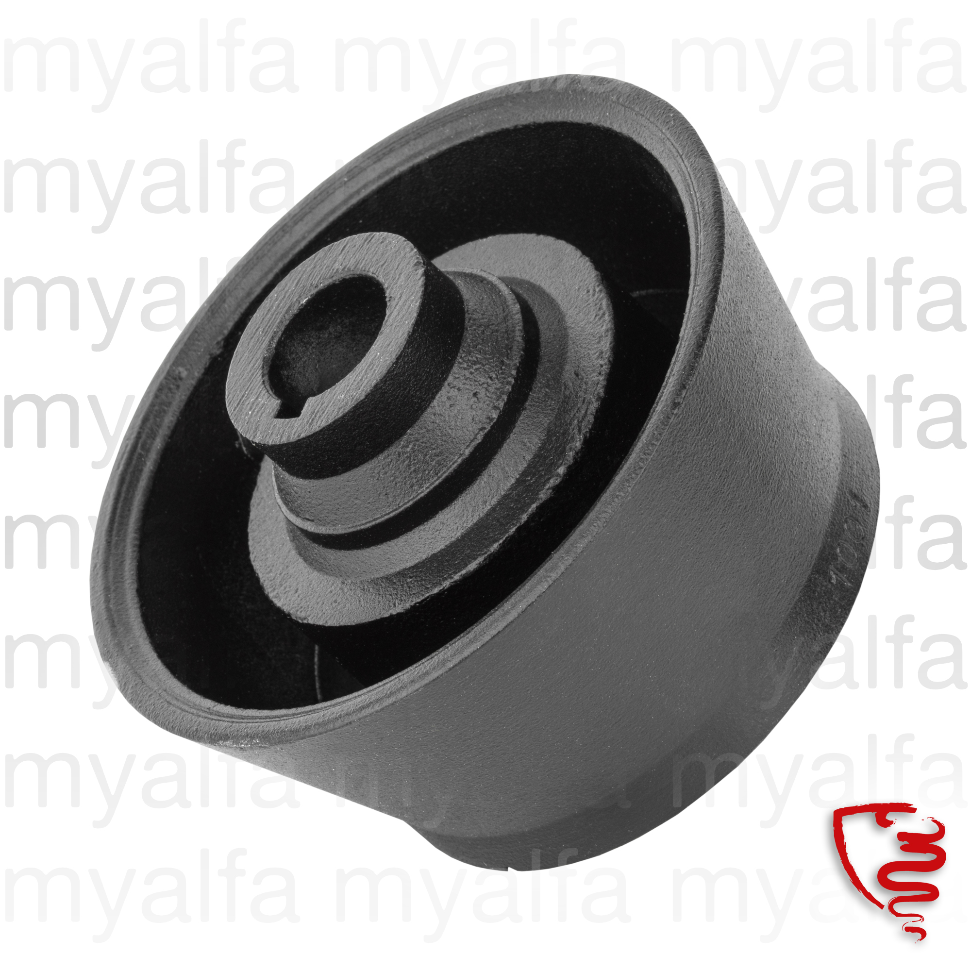 Wheel hub for shallow direction for 105/115, Interior, Steering wheels, Steering hubs