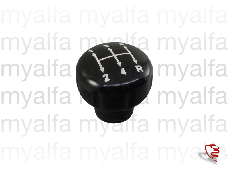 Handle gearbox lever for 105/115, Interior, Dashboard, Trim / knobs / comands