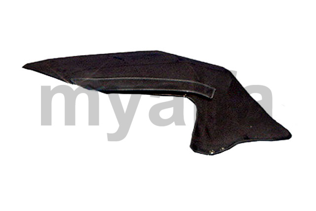 Bonnet Giulietta Spider (750) for 750/101, Spider, Body parts, Top Covers, Convertible top