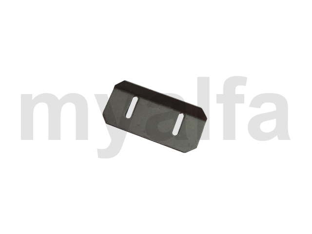 metal bracket clip of Spider coverage 1970-93 for 105/115, Spider, Body parts, Top Covers, Mounting Parts
