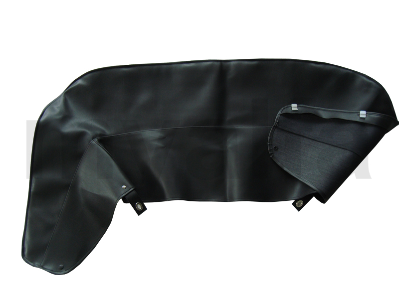 Bonnet cover tonneau spider 78-94 - Vinyl Black for 105/115, Spider, Body parts, Top Covers, Convertible top