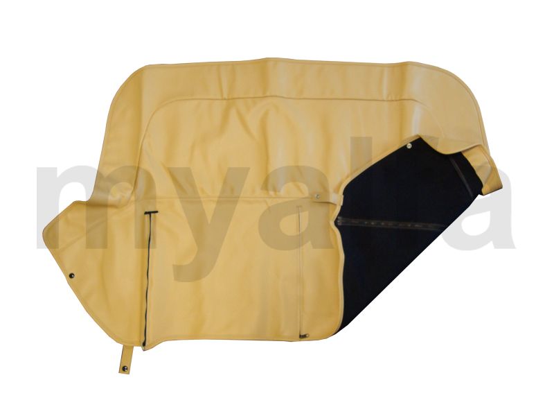 roof covering Spider Beige 90-93 for 105/115, Spider, Body parts, Top Covers, Convertible top