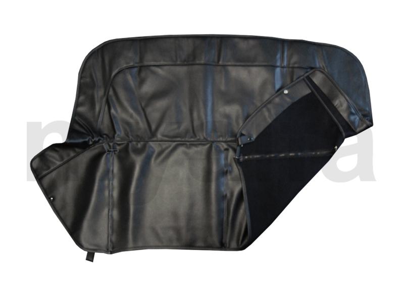 Bonnet cover tonneau spider 2.0 90-94 - Vinyl Pret for 105/115, Spider, Body parts, Top Covers, Convertible top