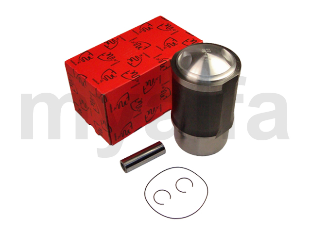 Shirts game, Pistons and segments GTV 2000 unit for 105/115, Engine, Engine Block, Piston/liner