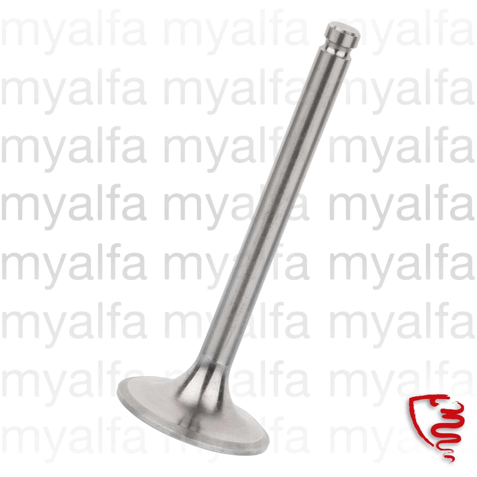 Inlet valve 750 Giulietta for 750/101, Engine, Cylinder head, Valves