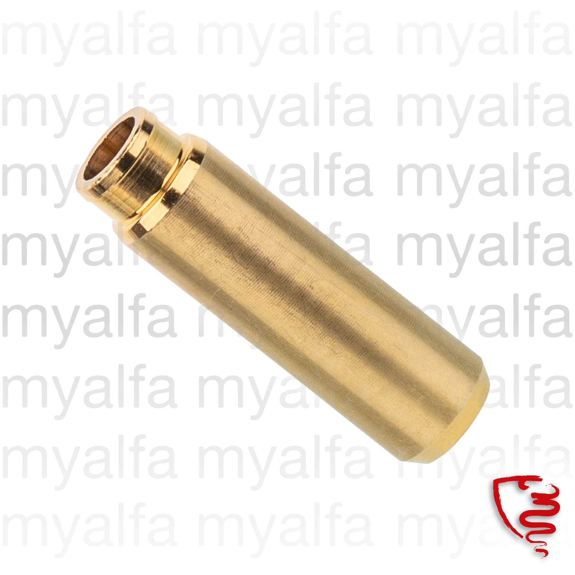 8MM valve guide - 750 for 750/101, Engine, Cylinder head, Head