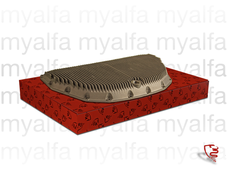 Cover Carter for 105/115, Engine, Engine Block, Oil pans