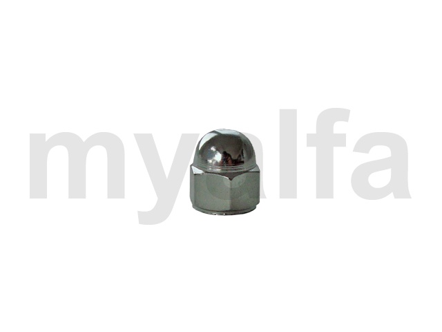 Female tightening of the cylinder head chrome 19mm for 105/115, Engine, Cylinder head, Head