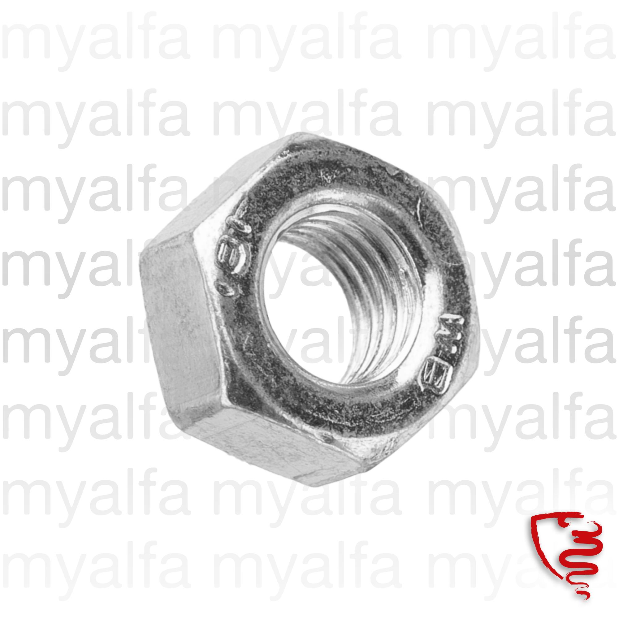 Nut / female A 13 mm - step 8x1 for 105/115, Engine, Cylinder head, Head