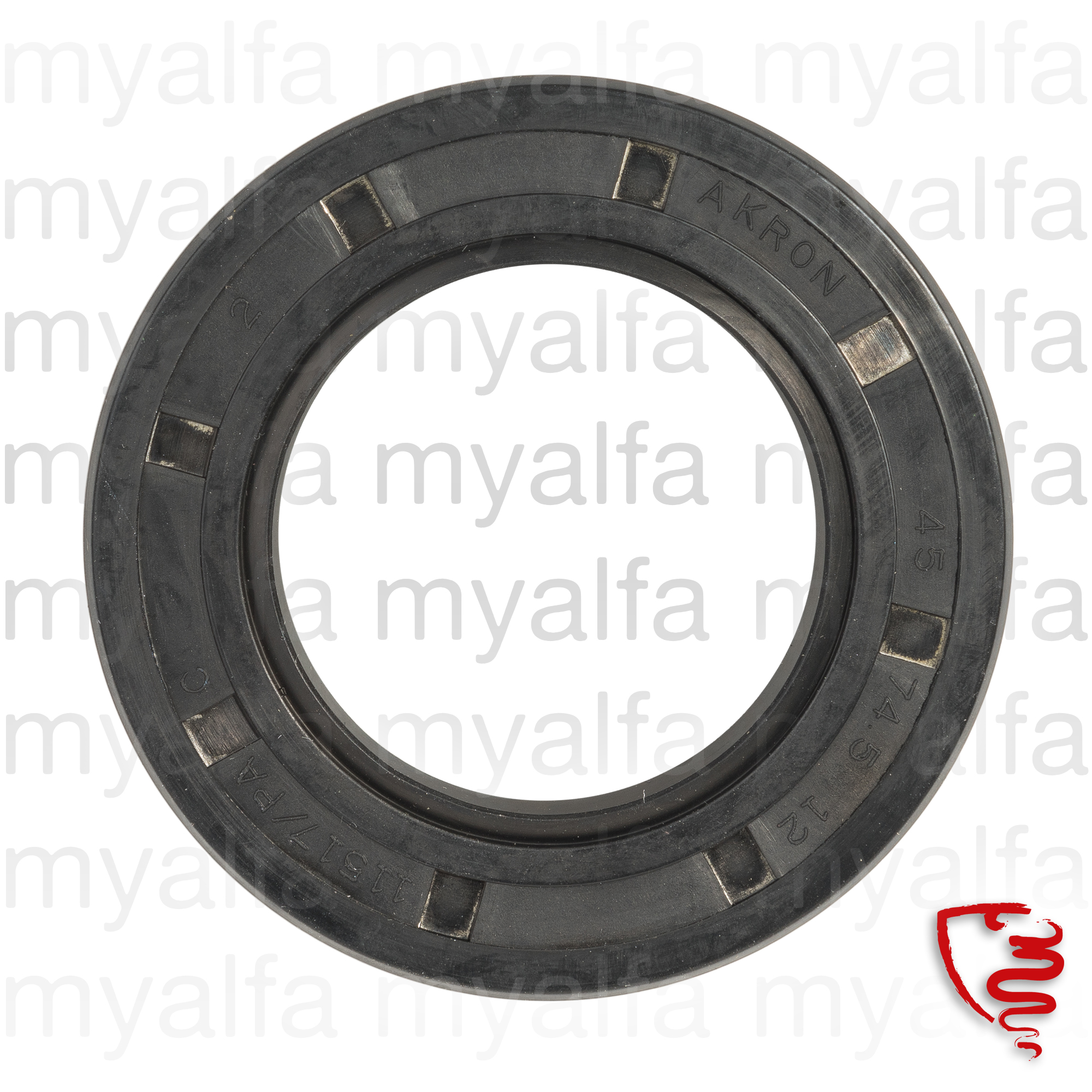 Differential seal 2000 (45 / 74.5 / 12) for 105/115, Coupe, 2000, Differential, Mounting Parts